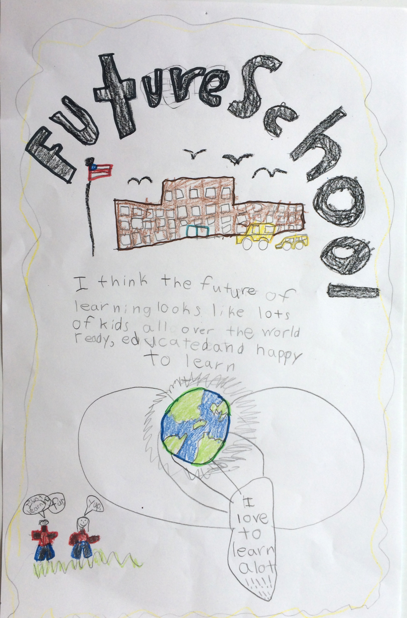 essay poster contest entries  staff favorite michael legnola methacton sd
