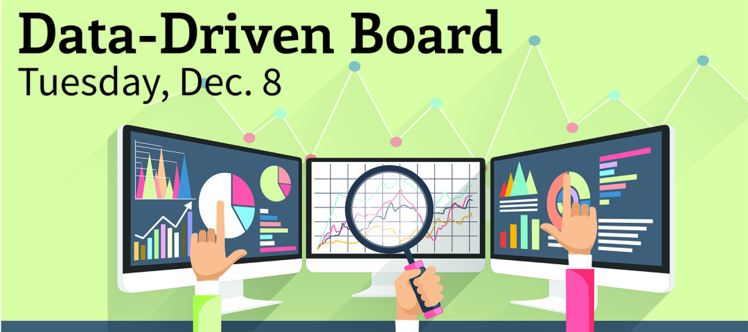 data driven board
