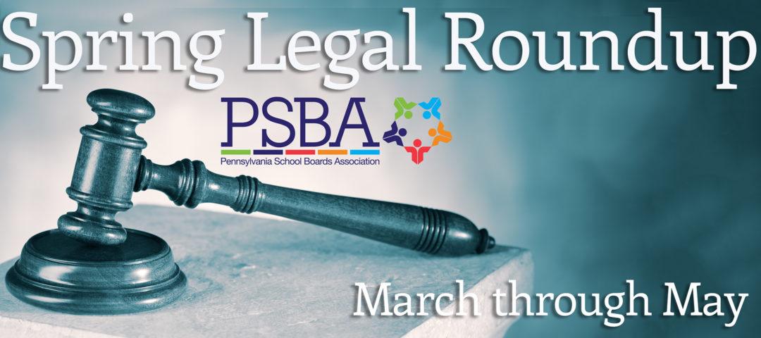 image slider for spring legal roundup 2017