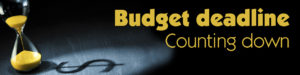 issue-budget countdown