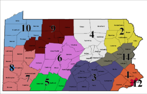 PIAA_District_Map