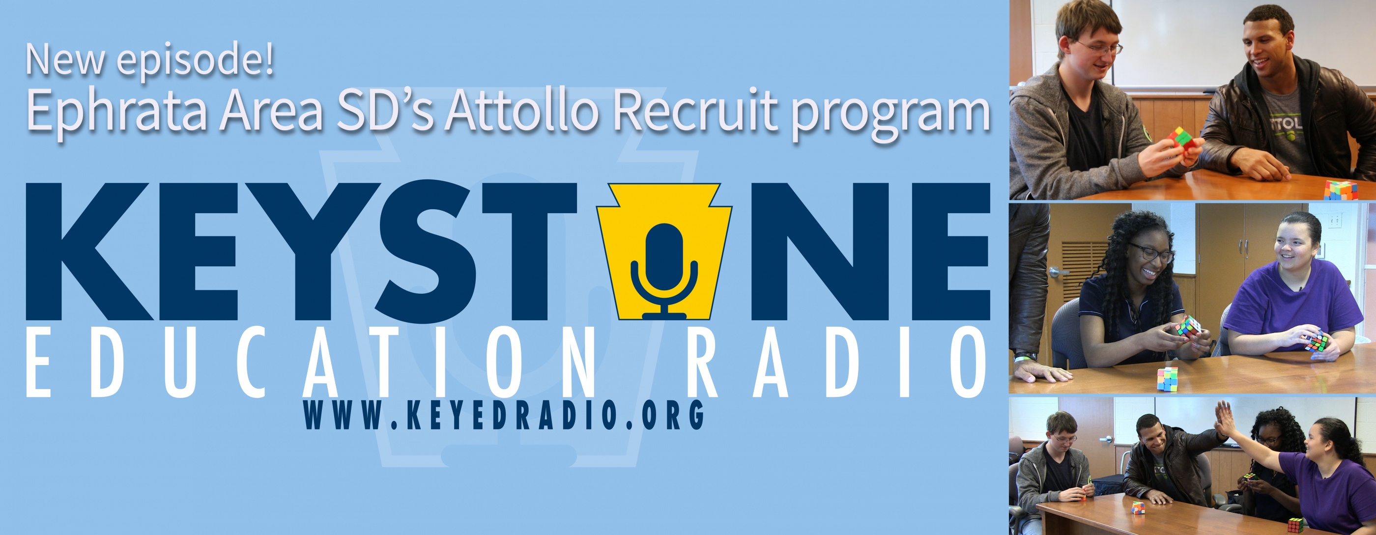 New podcast episode! Keystone Education Radio