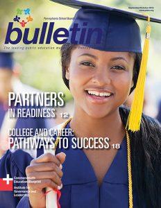 image september-october bulletin cover