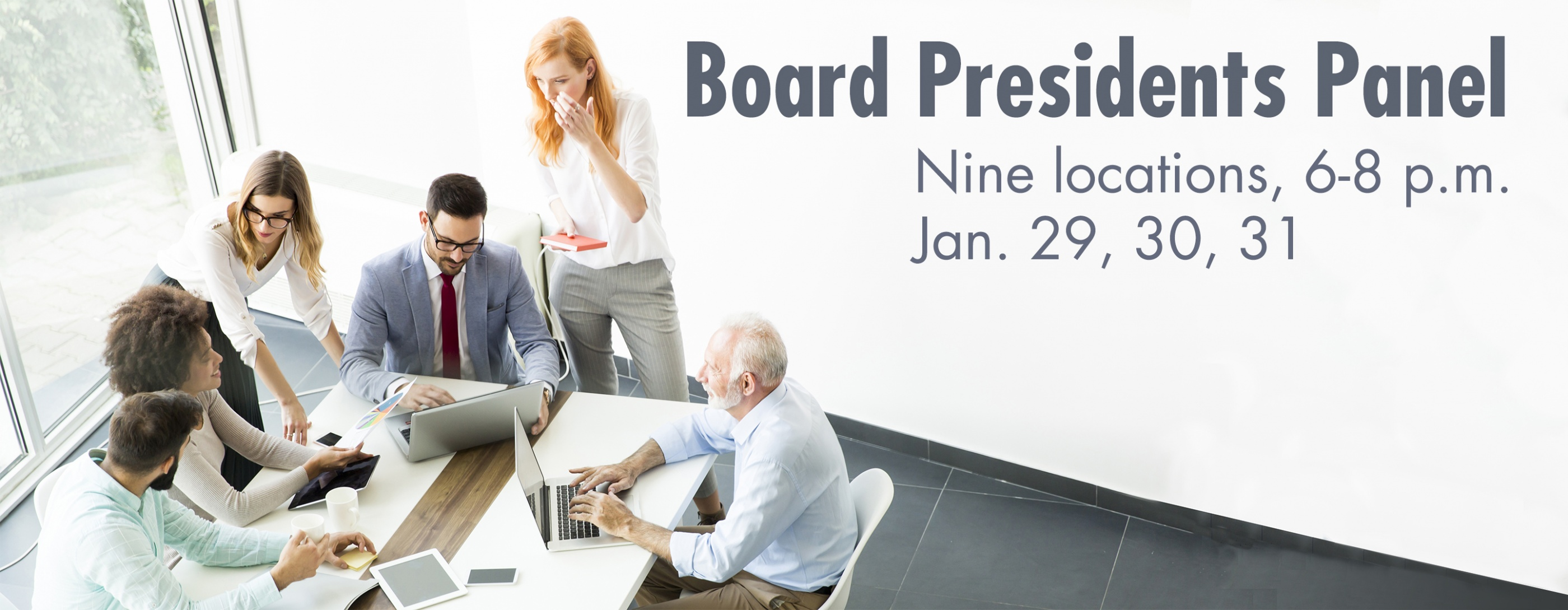 Board Presidents Panel