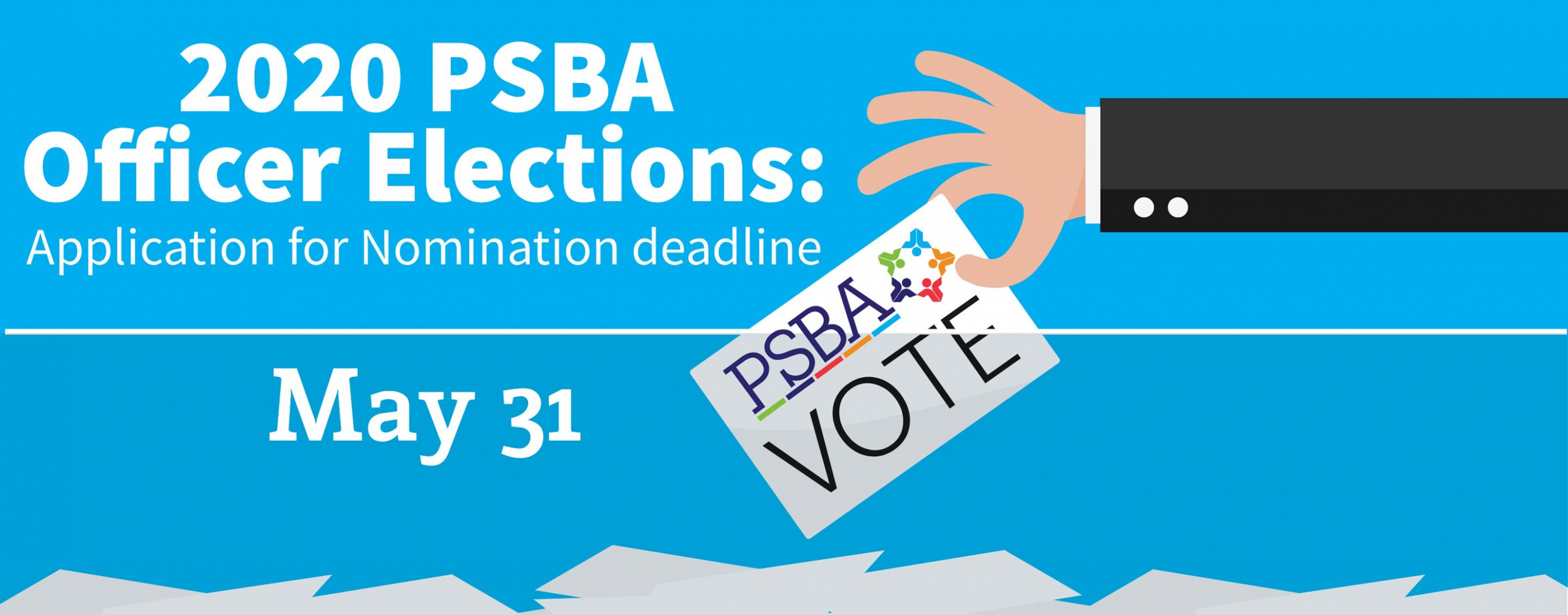 PSBA 2020 Officer Elections