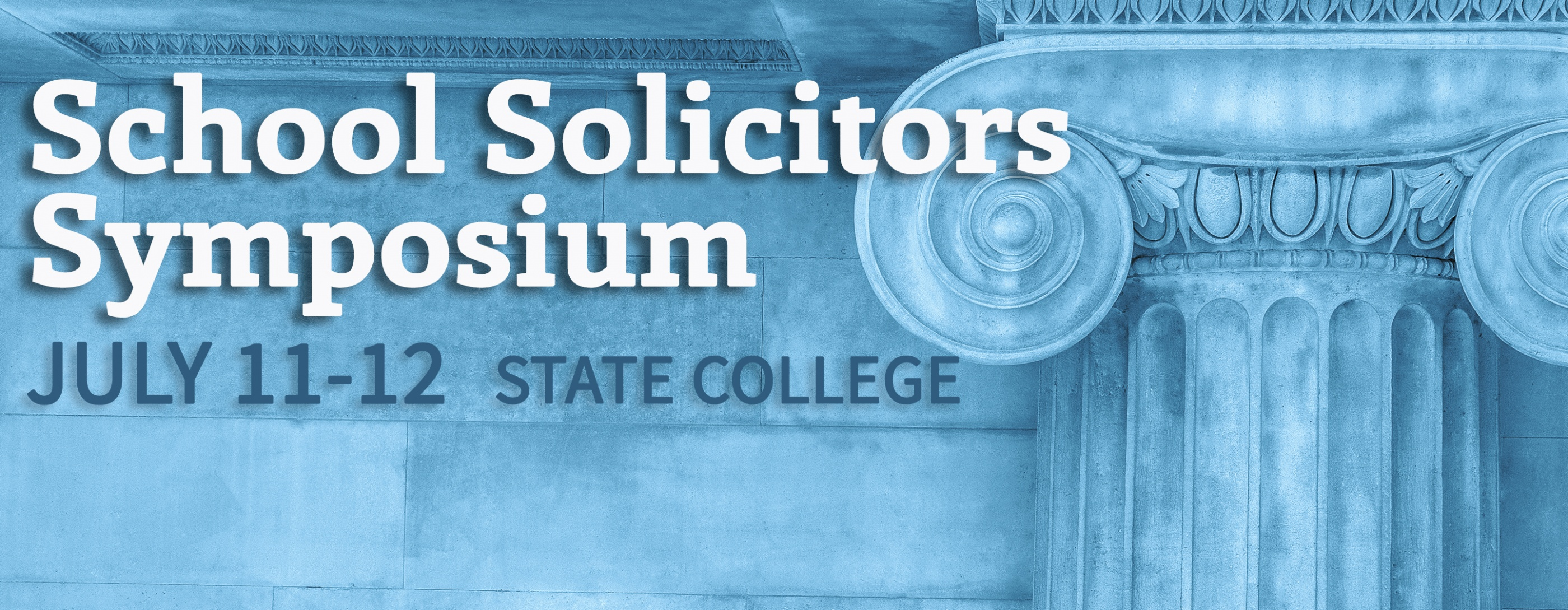 School Solicitors Symposium