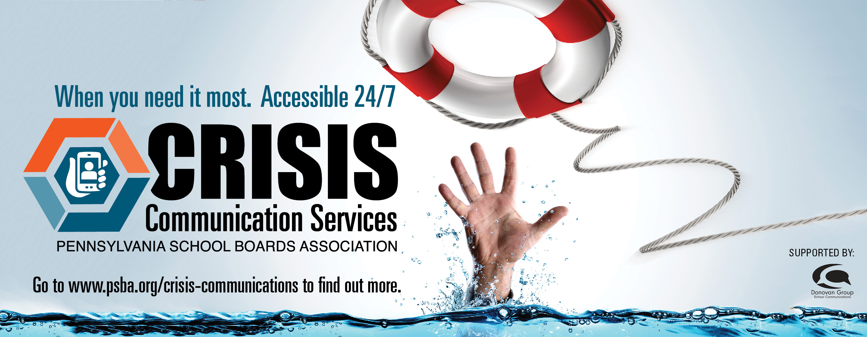 Crisis Communication Services available now