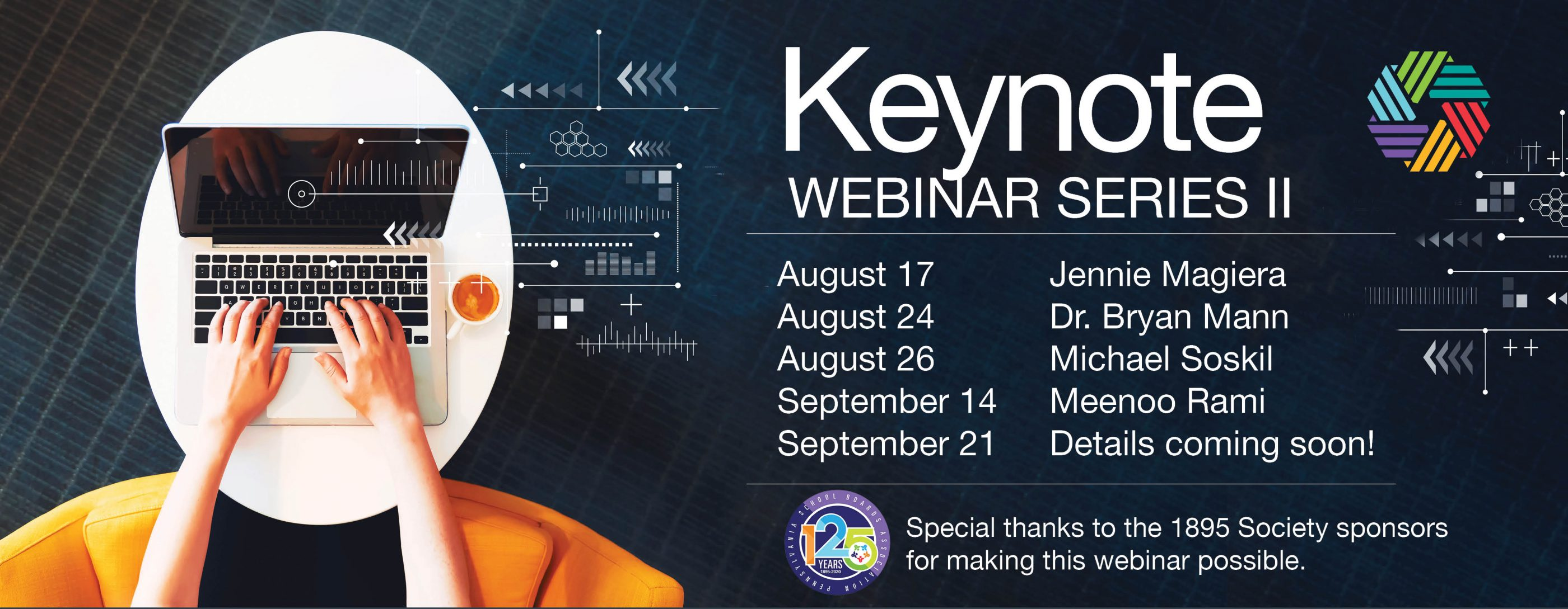 The Keynote Webinar Series continues