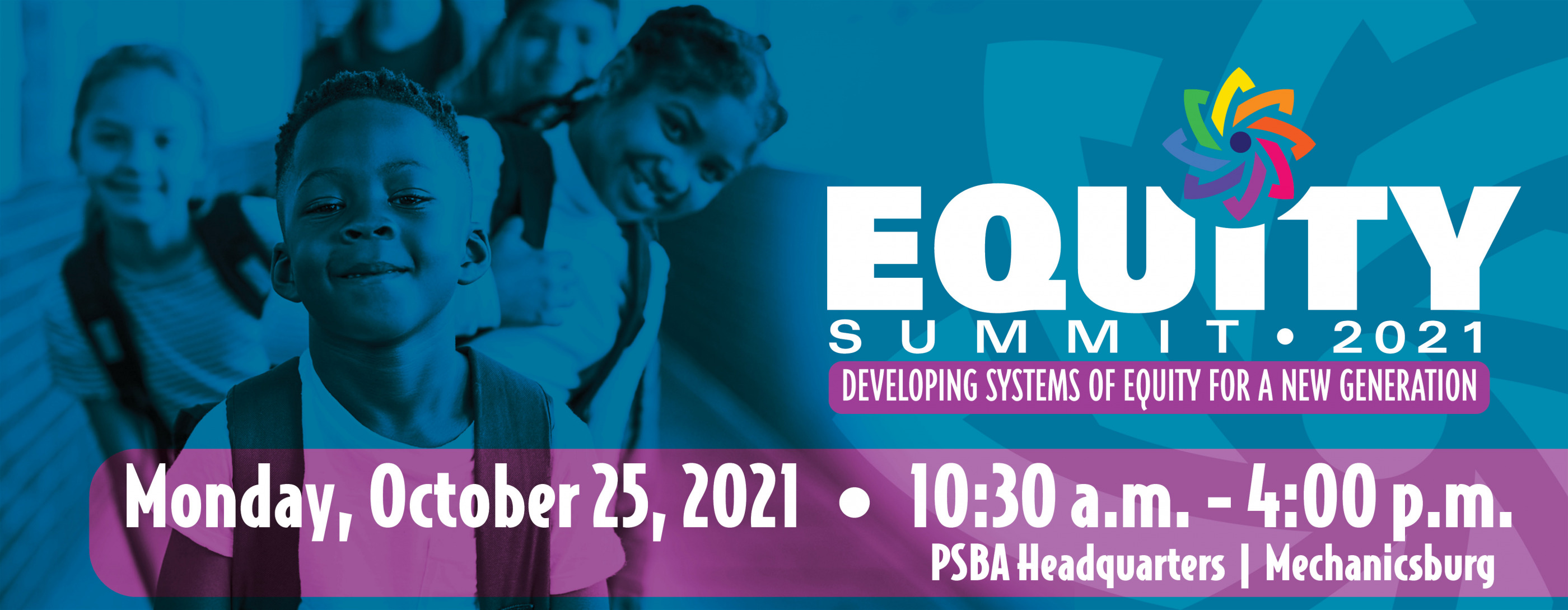 Attend Equity Summit event