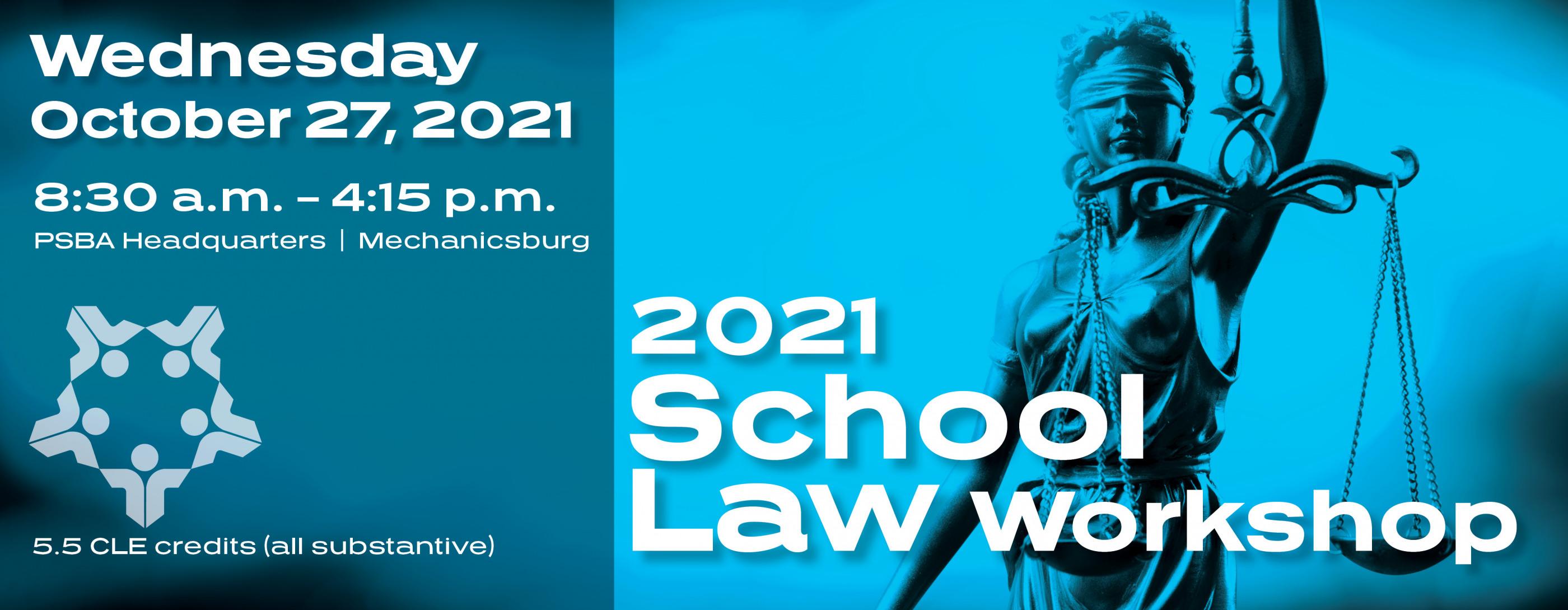 Register for School Law Workshop