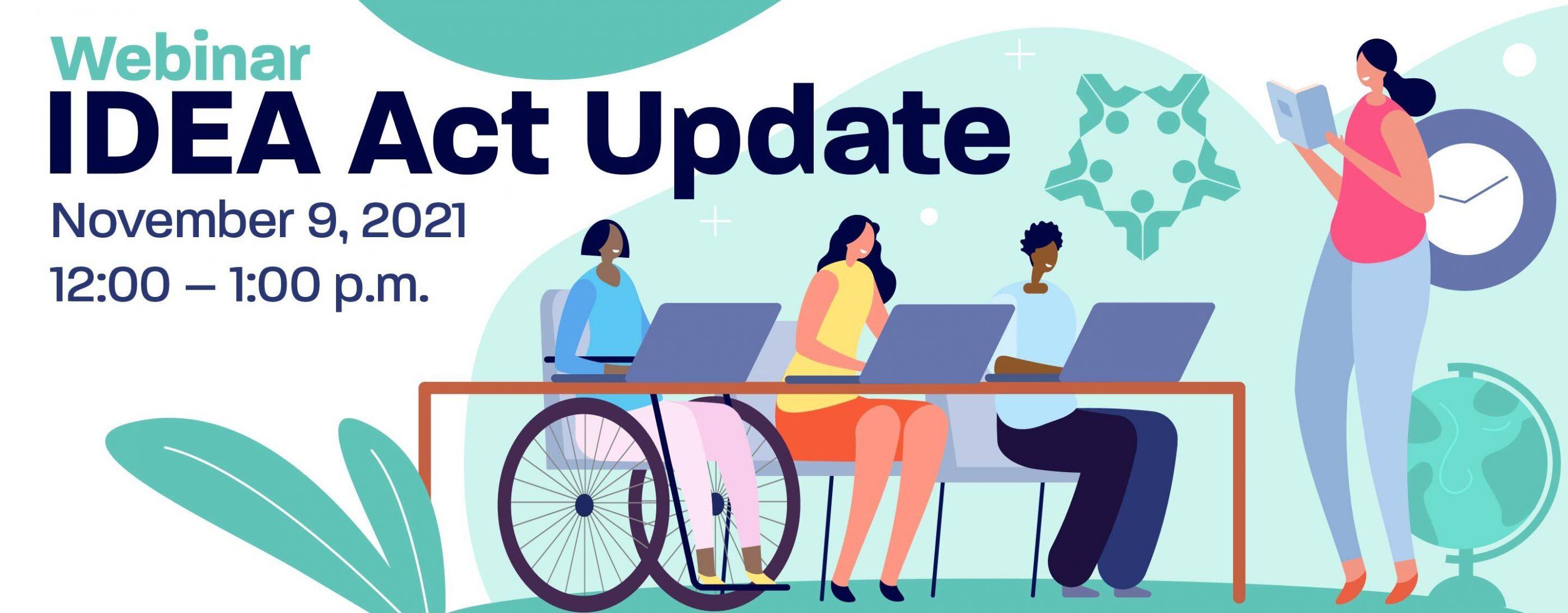 Attend IDEA Act update webinar