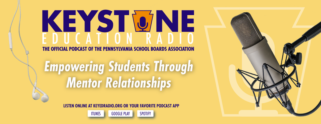 New podcast: Empowering Students Through Mentor Relationships